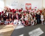 Przedszkole nr 3 w Sanoku - Święto Niepodległości