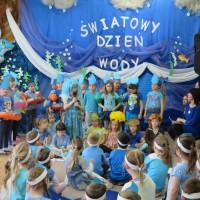 """""""Światowy dzień wody"""" w  Przedszkolu Nr 3 w Sanoku"""