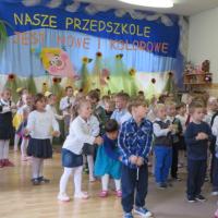 Przedszkole  po termomodernizacji –  jak nowe  i  kolorowe